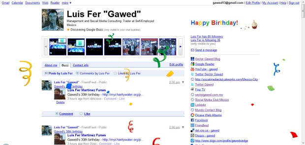 Googleprofile