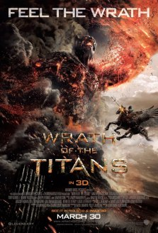 poster wrath of the titans