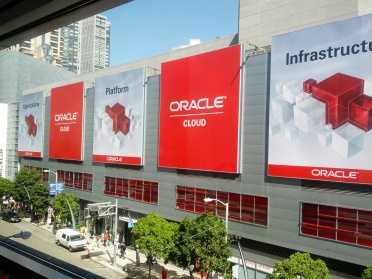 Oracle Openworld en las calles de San Francisco #OOW13